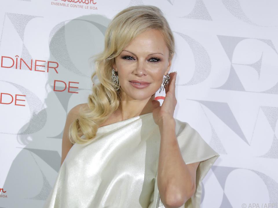 Pamela Anderson nimmt es nicht so genau mit der Ehe