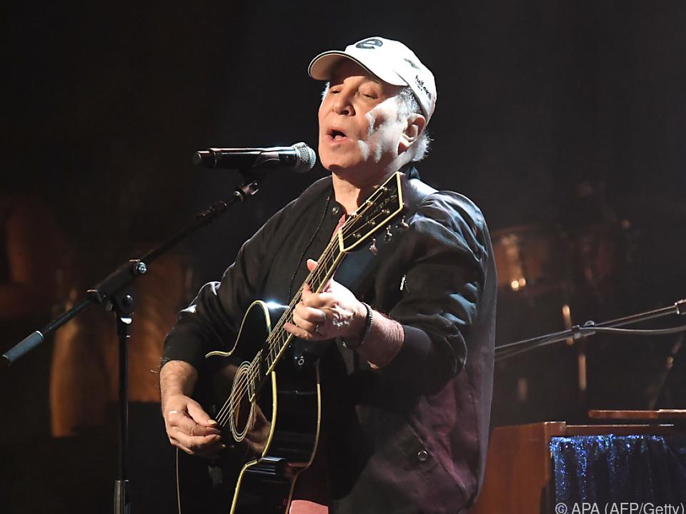 Paul Simon will den Musikunterricht fördern