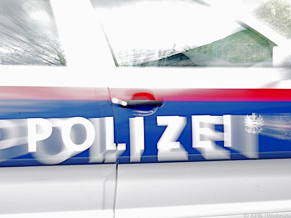 Polizeieinsatz am Laufen