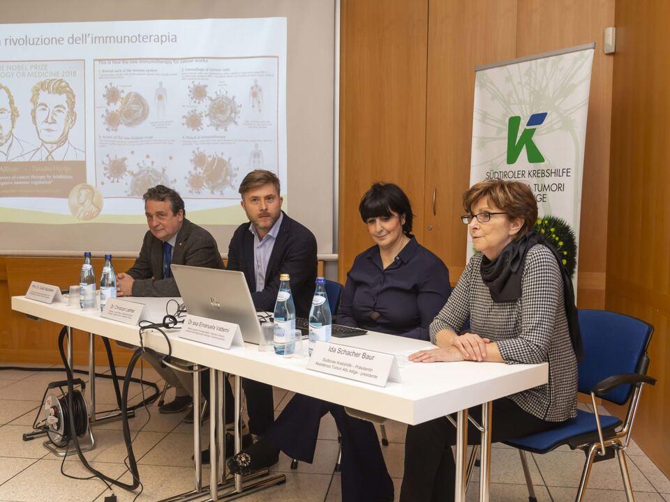Pressekonferenz SKH 2020