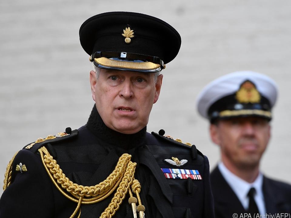 Prinz Andrew in Missbrauchsskandal um Epstein verwickelt