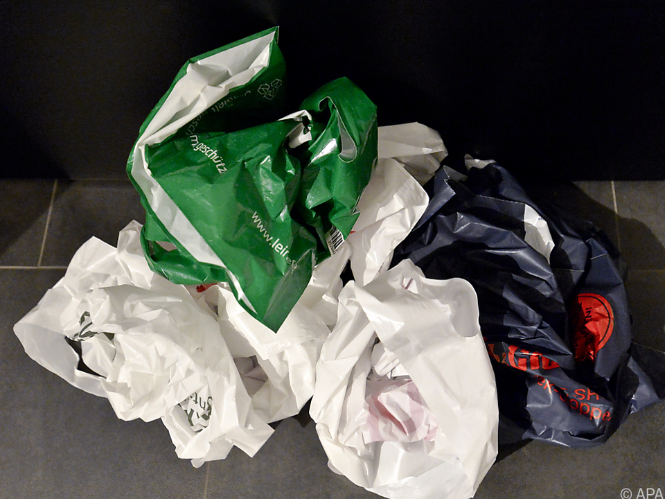 Pro Kilo unrecyceltem Verpackungskunststoff sollen 80 Cent fällig sein