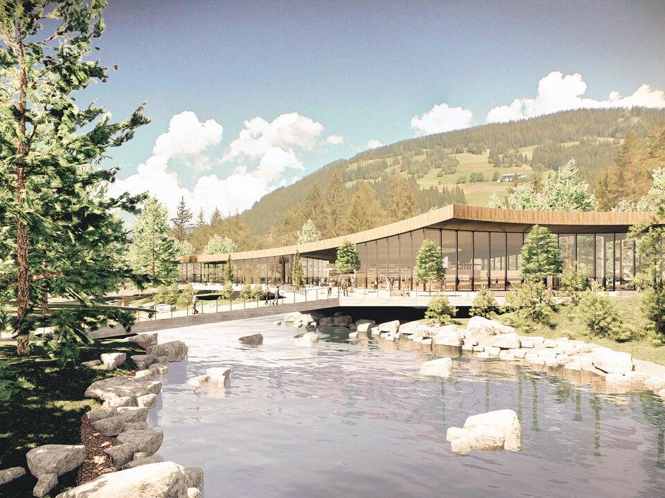 Rendering_1_Ansicht Besucherzentrum