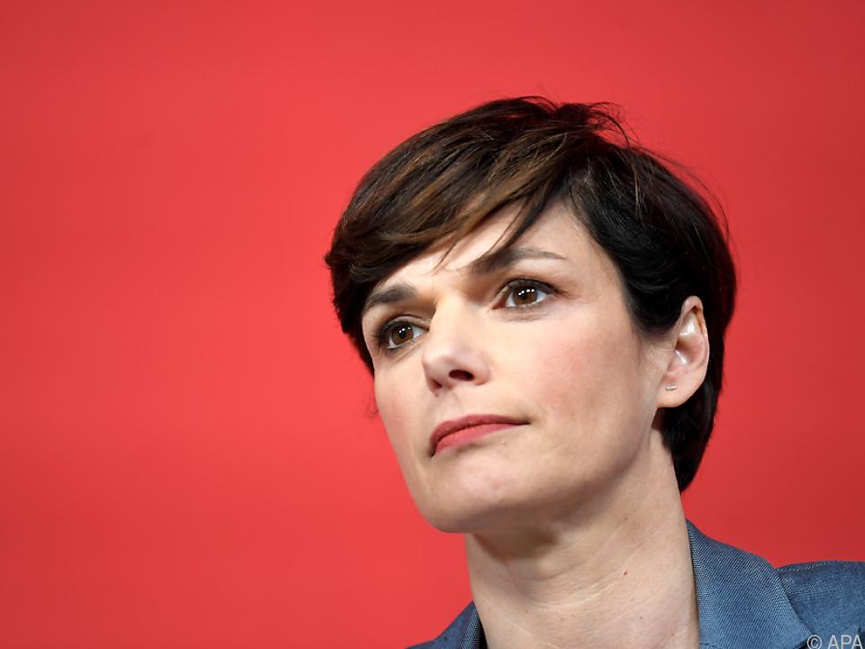 Rendi-Wagner erwartet Vertrauen und Rückhalt von SPÖ-Mitgliedern