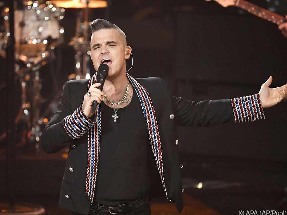 Robbie Williams ließ Kind von Leihmutter austragen