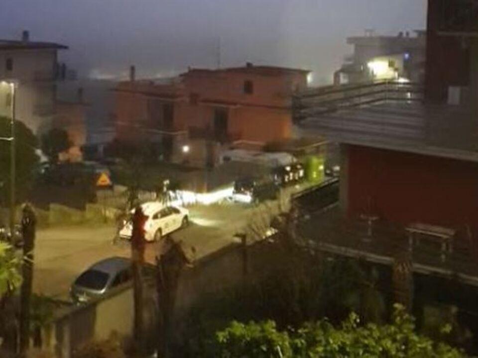 roma_tassista_aggredito_montespaccato_frame_video