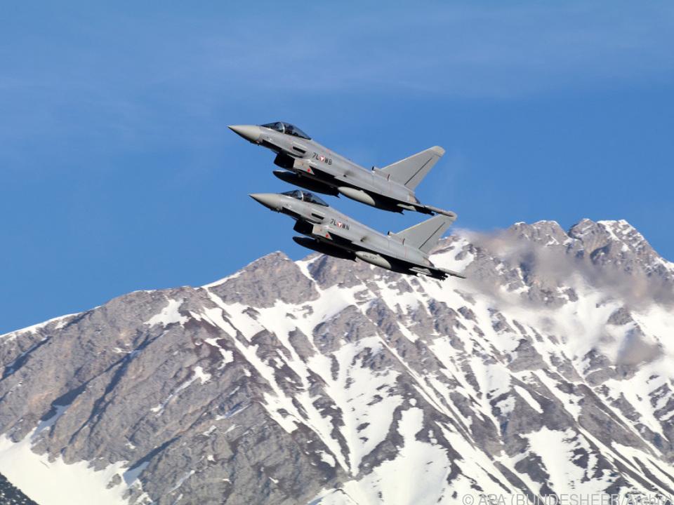 Rückabwicklung des Eurofighter-Vertrags wieder ein aktuelles Thema