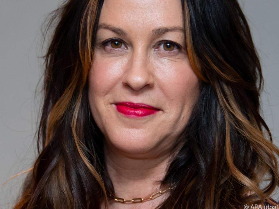 Sängerin Alanis Morissette ist derzeit in München