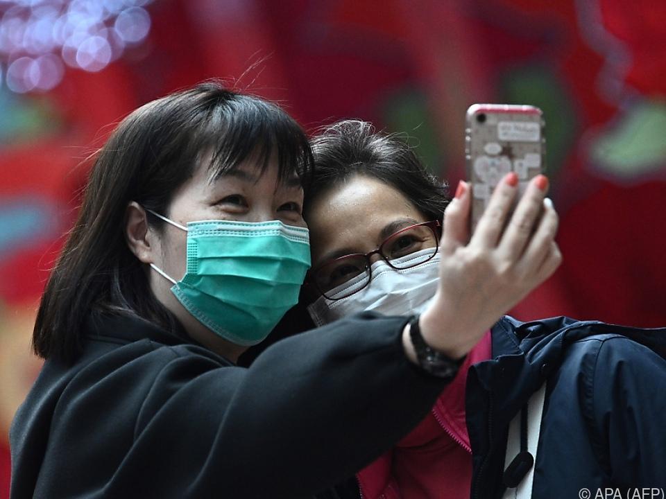 Schutzmasken helfen nur wenig, sagen die Experten