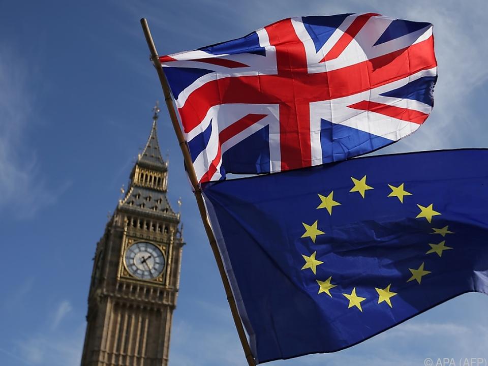 Seit Februar ist Großbritannien nicht mehr in der EU