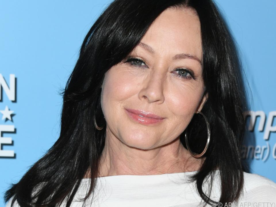Shannen Doherty ist aus mehreren TV-Serien bekannt