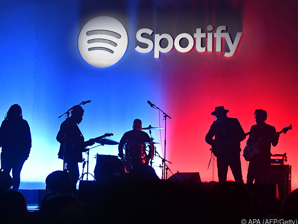 Spotify-Party in Los Angeles (The Lot Studios)