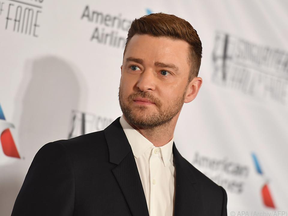Timberlake meldet sich zurück