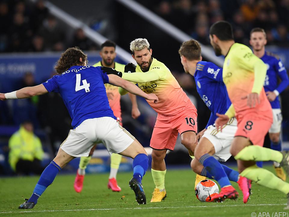 Titelverteidiger Manchester City siegte auswärts 1:0