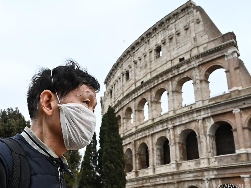 Touristen aus China dürften weniger nach Europa kommen