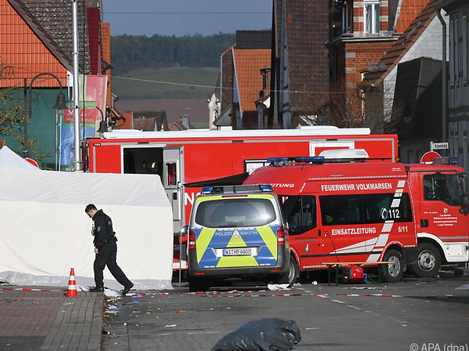 Über 60 Menschen wurden verletzt