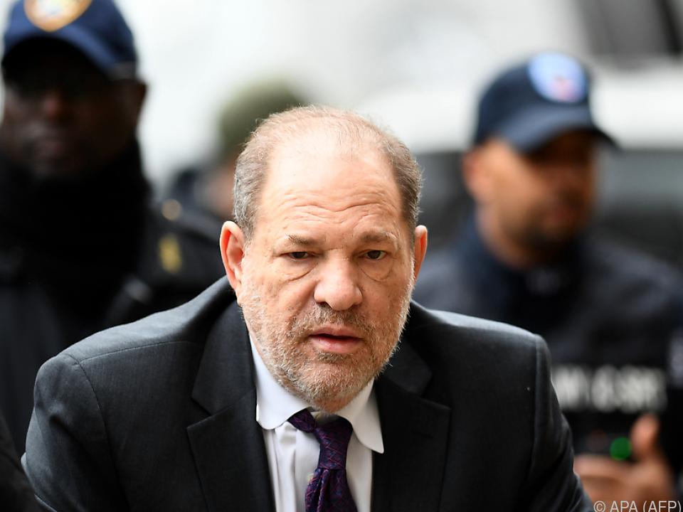 Lebenslang hinter Gitter? - Finale im Weinstein-Prozess: Plädoyer der Anklage