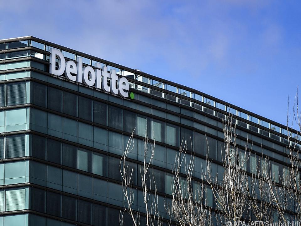 Umfrage der Unternehmensberatung Deloitte Österreich
