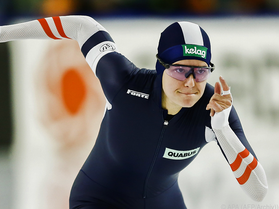 Vanessa Herzog in Salt Lake City ohne WM-Medaille