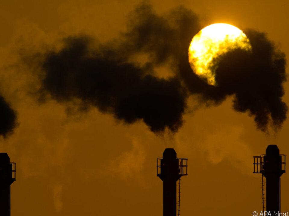 Verschmutzte Luft löst zahlreiche Erkrankungen aus