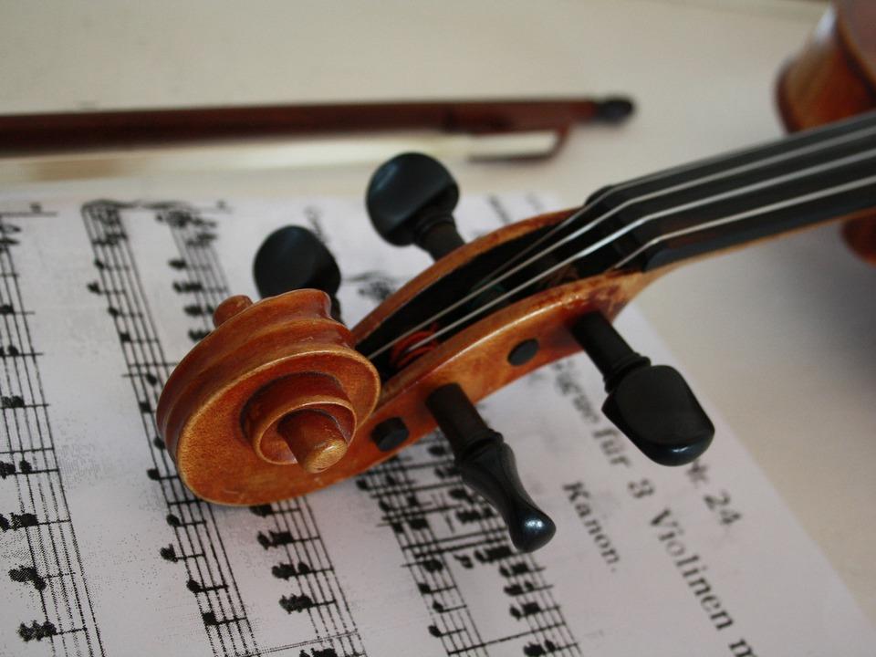 Violine Geige klassische Musik