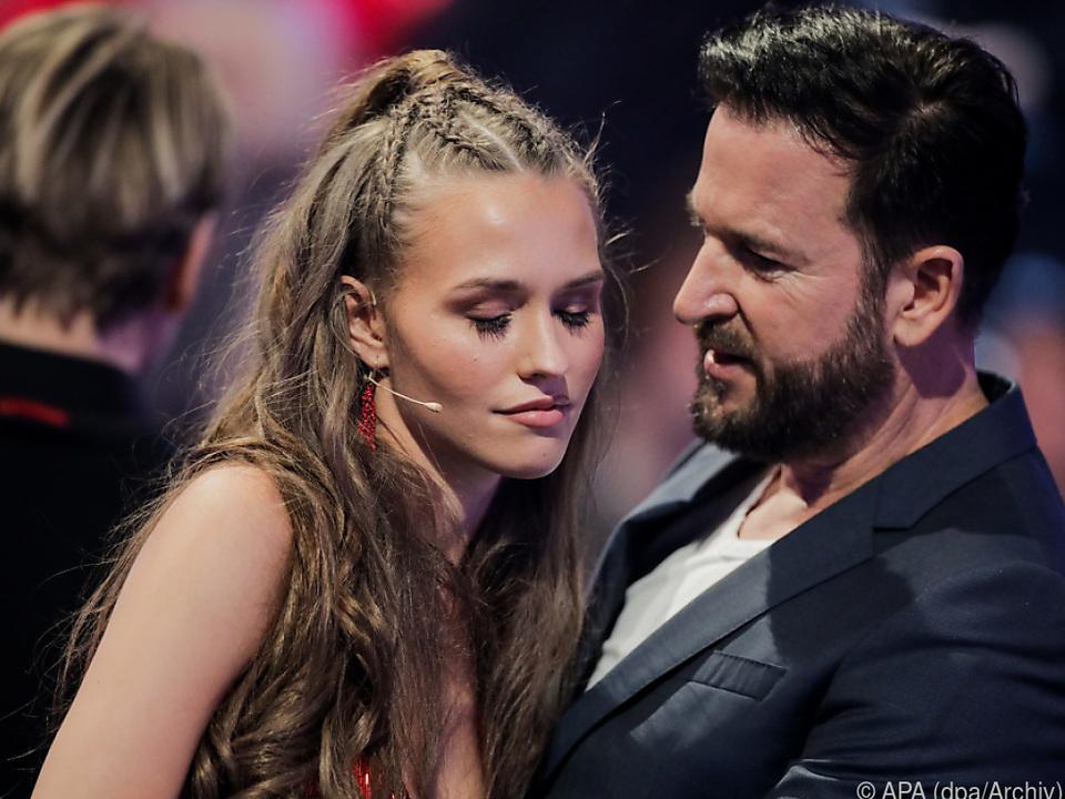 Wendler Freundin Laura Müller zog im Playboy blank