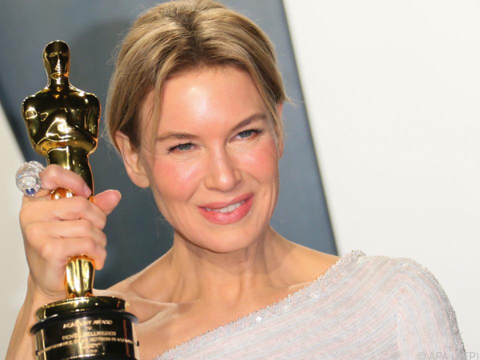 Zellweger erhielt Oscar für \