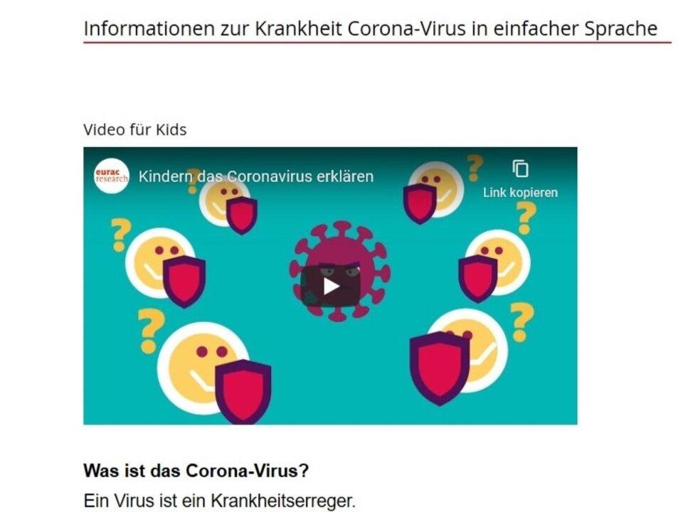 Corona Videokids