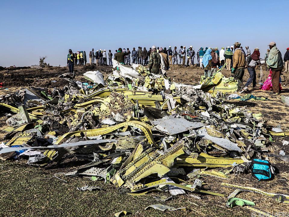 157 Menschen kamen bei dem Absturz ums Leben