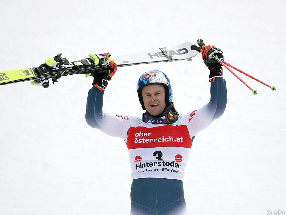29. Weltcupsieg für Alexis Pinturault