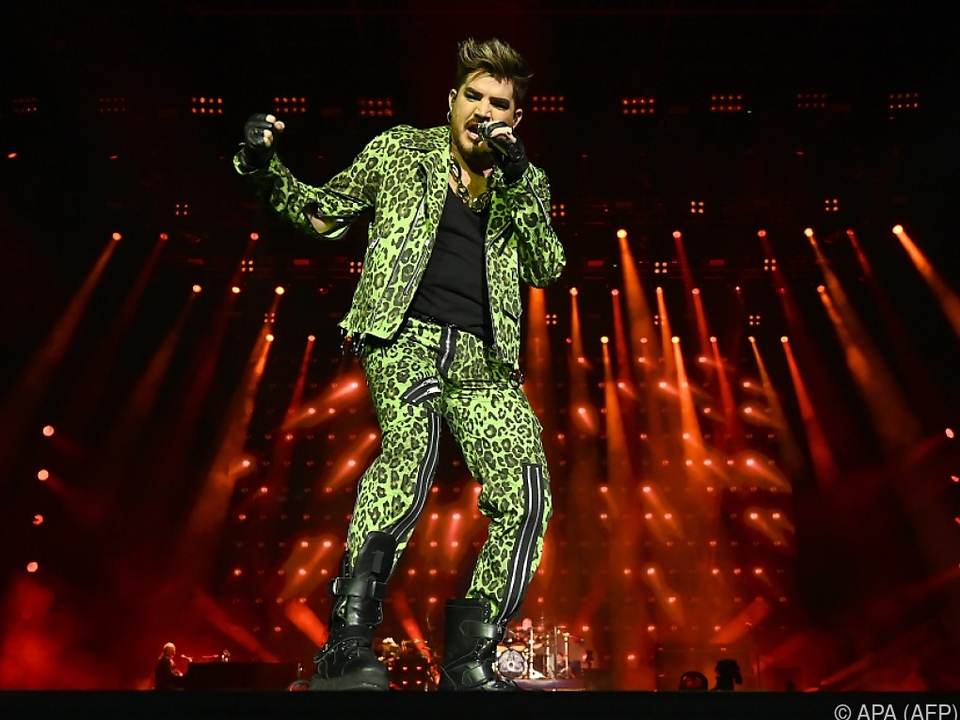 Adam Lambert will ein Zeichen setzen