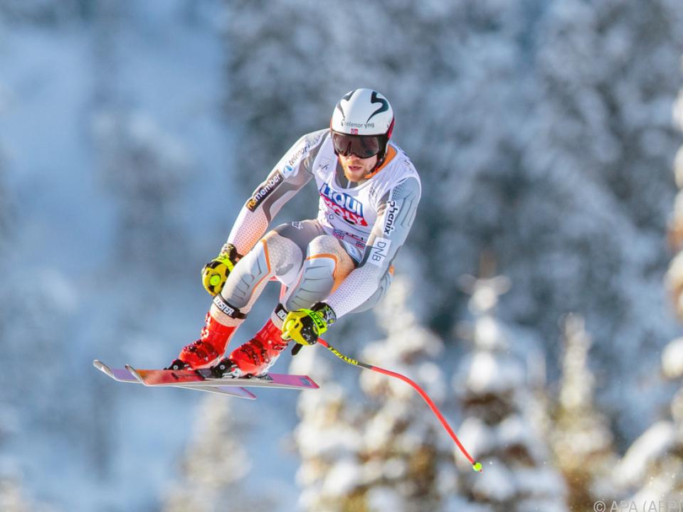 Aleksander Aamodt Kilde kämpft noch um den Gesamtweltcup