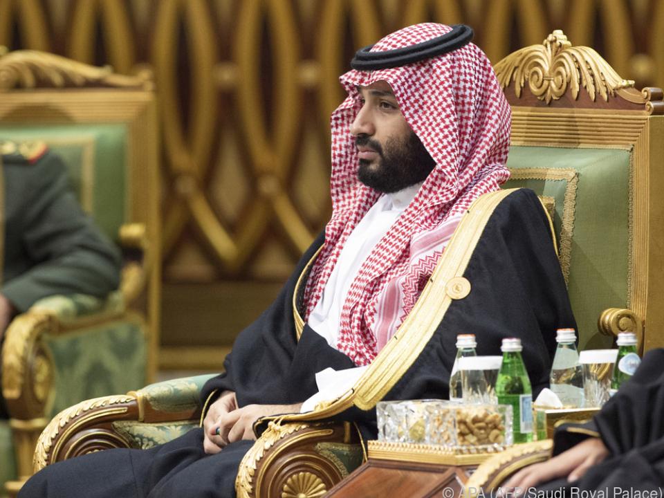 Angeblich sollte der Thronfolger bin Salman gestürzt werden