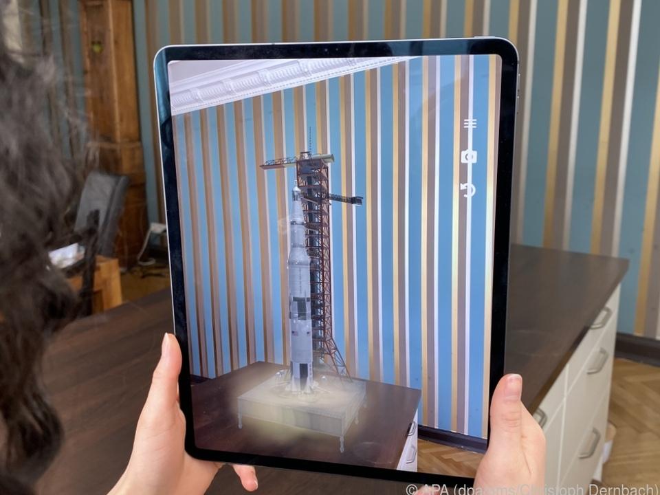Das neue iPad Pro ist stark bei Augemted-Reality-Anwendungen