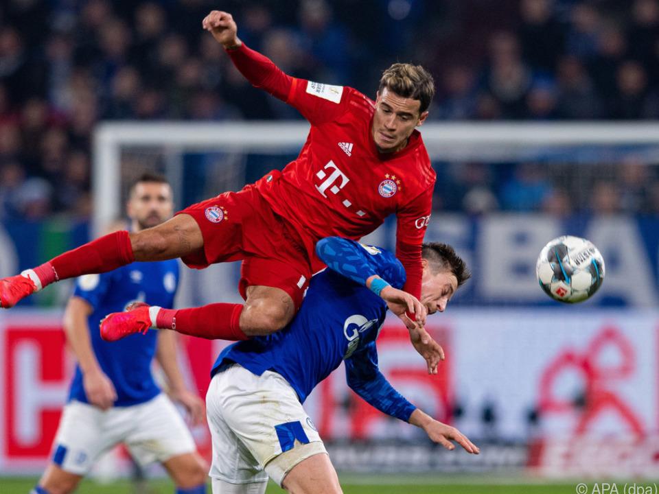 Bayern darf sich über einen 1:0-Sieg freuen
