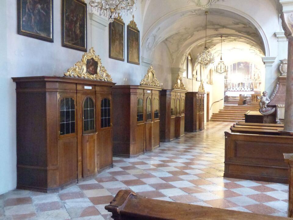 beichte kirche