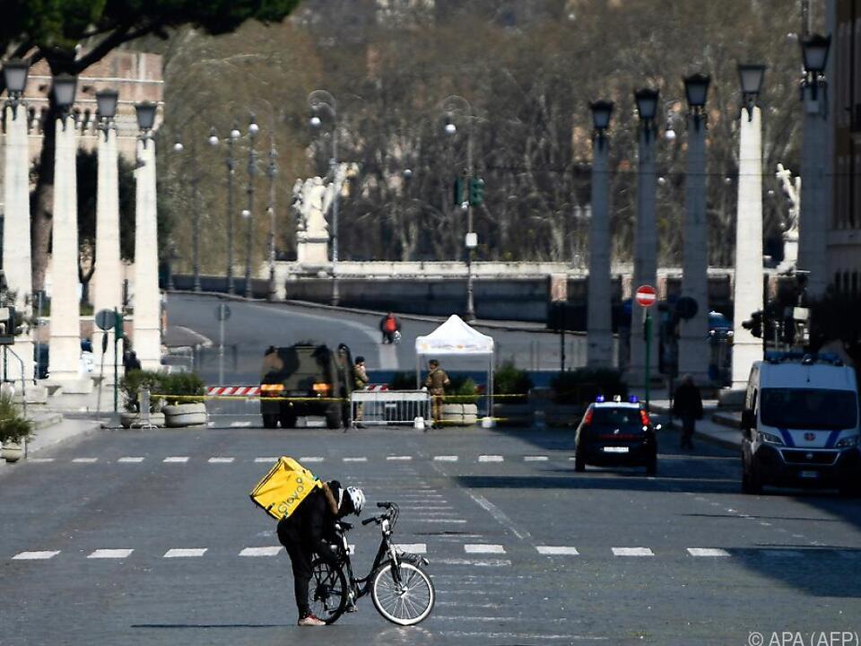 Bereits mehr als 3.400 Corona-Tote in Italien