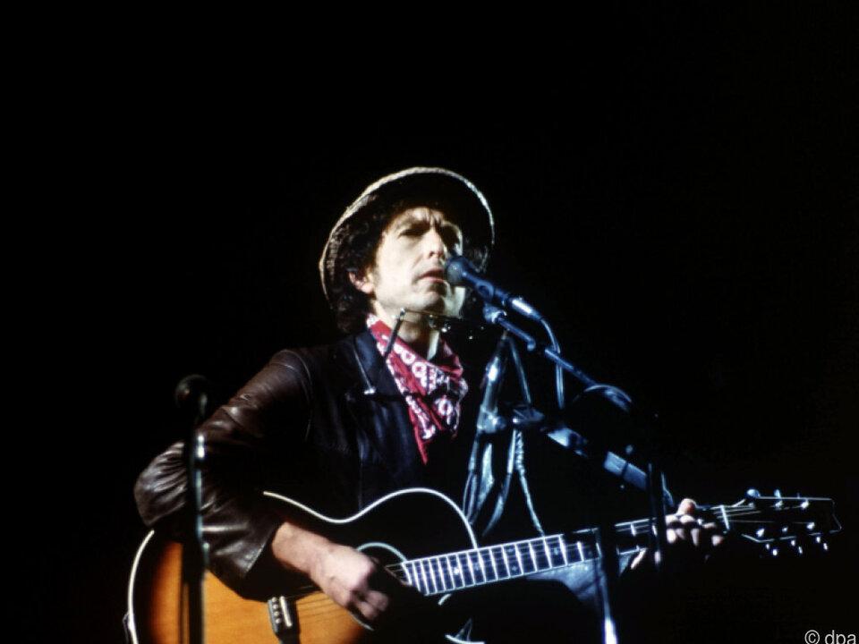 Bob Dylan ließ sich lange Zeit für einen Song