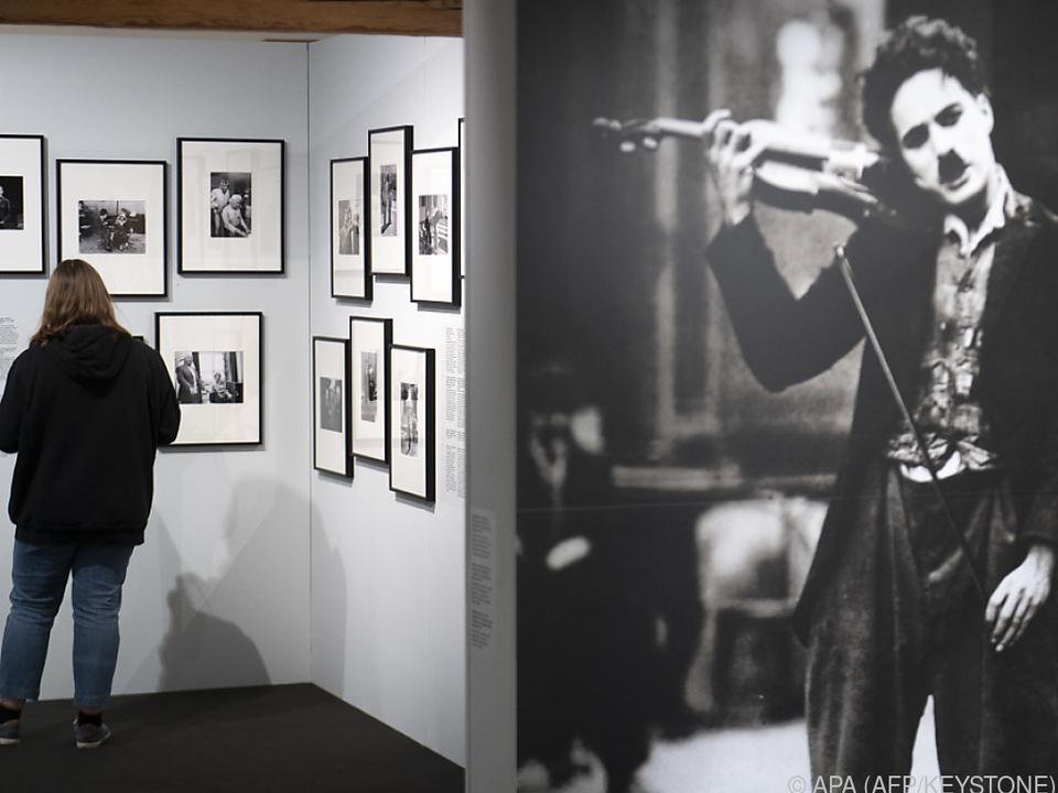 Charlie Chaplin gilt als der cineastische Leonardo da Vinci