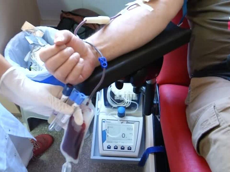 Coronavirus: Blutspenden werden knapp