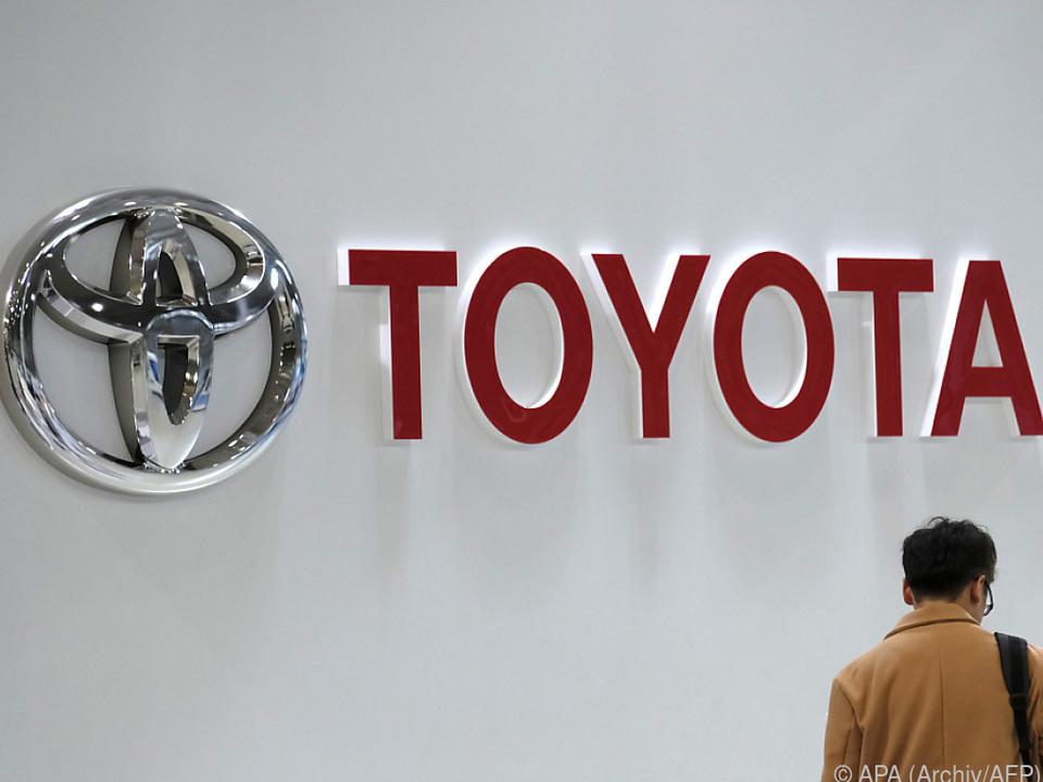 Coronavirus trifft auch Toyota