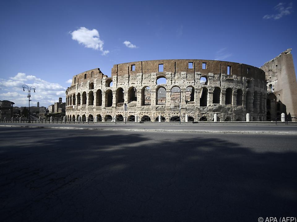 Coronavirus wirkt sich auch auf die italienische Wirtschaft aus