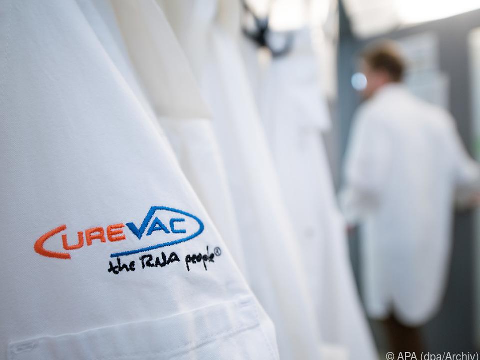 CureVac soll von der Kommission bis zu 80 Millionen Euro bekommen