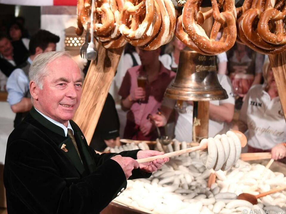 Darben muss Karl Schranz in St. Anton nicht