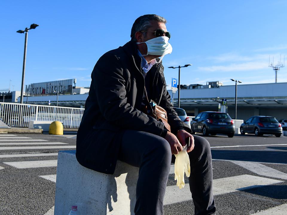 Das Coronavirus fordert in Italien immer mehr Opfer