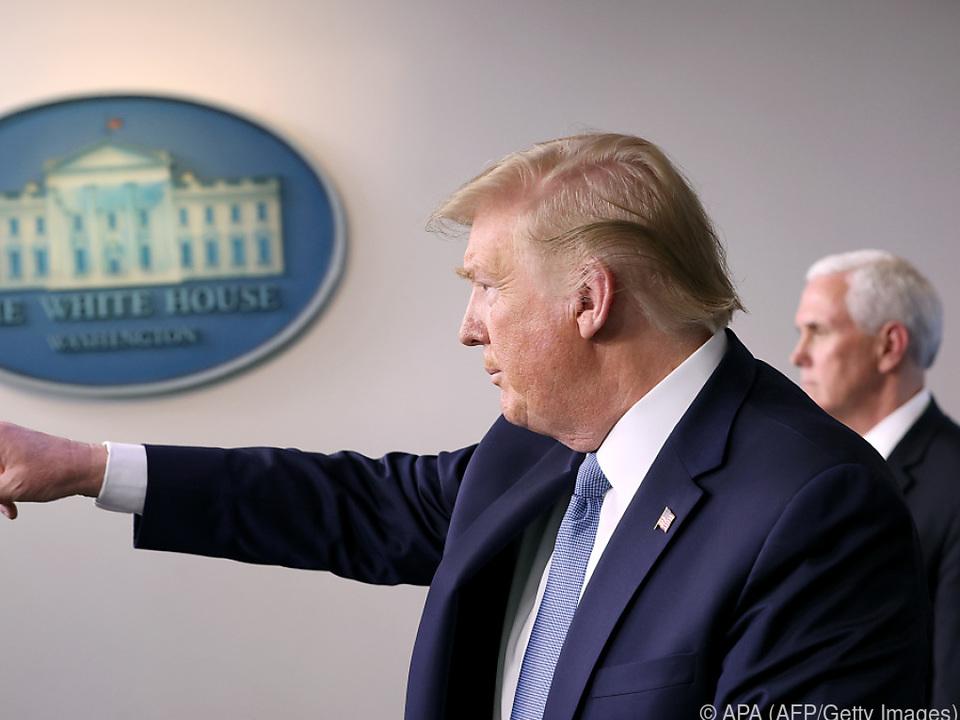 Das Weiße Haus plant große Ausgaben