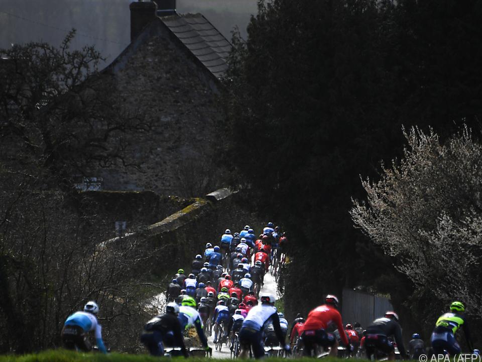 Der Abschnitt führte von Chevreuse nach Chalette-sur-Loing