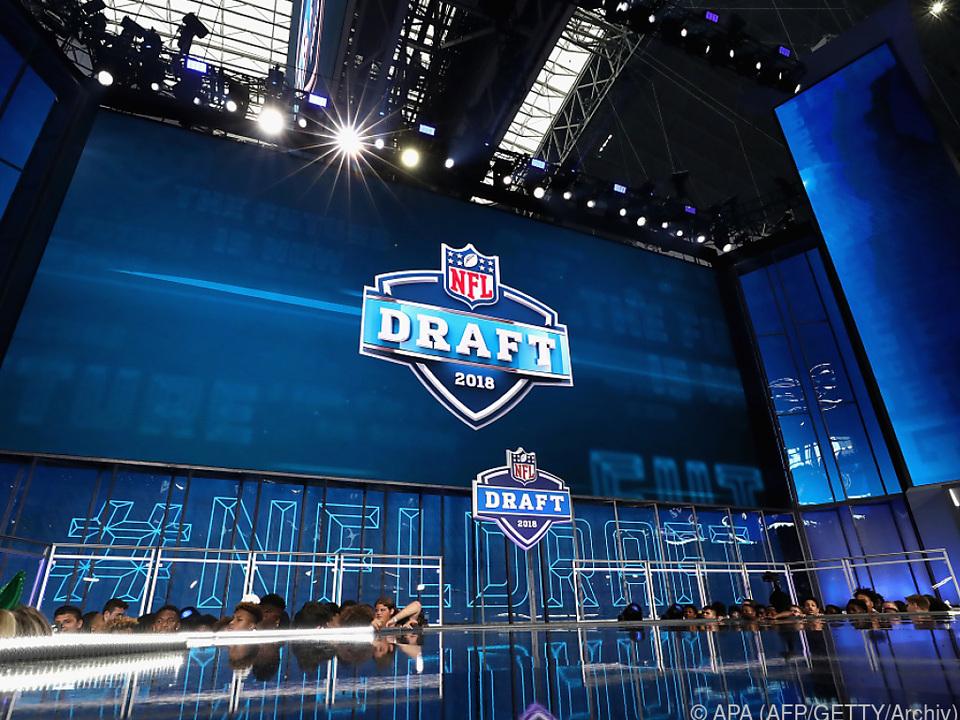 Der Draft soll wie geplant Ende April stattfinden
