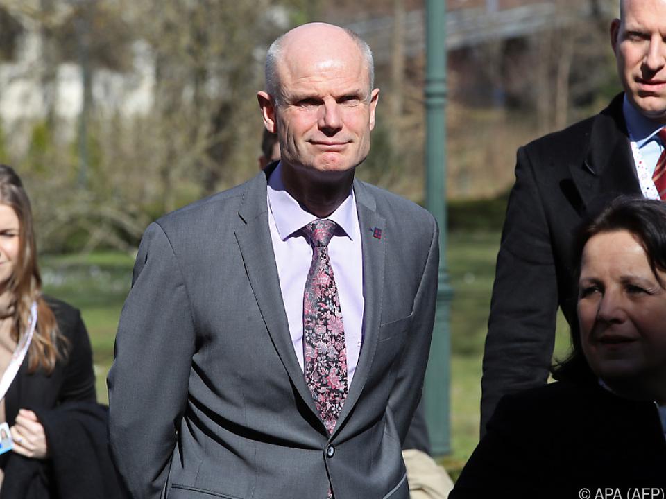 Der niederländische Außenminister Stef Blok