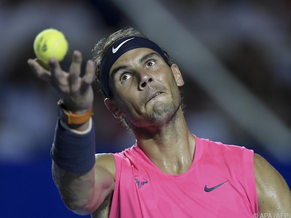 Der Tennis-Star will 11 Millionen Euro sammeln